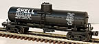 Lionel 6-51300 Shell Tank Car Die-Cast Body and Frame Semi-Scale NIB