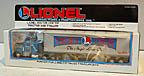 Lionel 6-12860 Visitor's Center Die-Cast Tractor & Trailer