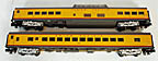 "Lionel 6-85361 Union Pacific Challenger 21"" Passenger Car 2-Pack"