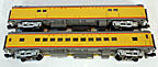 MTH Premier 20-69148 Union Pacific 2-Car 70' Baggage/Coach Add-On Passenger Set