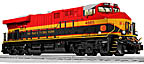 Lionel 6-82214 Kansas City Southern ES44AC Diesel Engine with Legacy