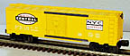 Lionel 6-29283 New York Central 6464 Boxcar Yellow