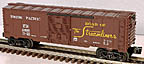 "Lionel 6-26023 Union Pacific Boxcar ""Road of the Streamliners"""