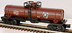 Lionel 6-26155 Pennsylvania Single Dome Tank Car