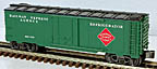 K-Line K645-1911 Railway Express Agency Steel Sided Reefer