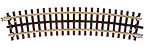 Atlas-O 6060 21'st Century Track O-Gauge, O-54 Full Curve, Box of 40 Sections