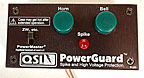 QSI ACS-730 PowerGuard Surge Protector For O-Gauge Trains