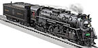 Lionel 6-84692 Richmond, Fredericksburg & Potomac 2-8-4 Berkshire Steam Engine with Legacy and Bluetooth