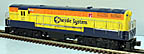 Williams FM-101 Chessie System Fairbanks Morse Trainmaster Diesel Engine