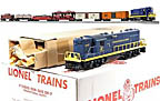 Lionel 6-38349 Chesapeake & Ohio GP-7 Conventional Freight Train Set