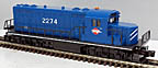 Lionel 6-28500 Missouri Pacific MOPAC GP-20 Diesel Engine with TMCC and RailSounds Upgrade Kits