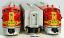 Lionel 6-14536 & 6-14539 Santa Fe F-3 Diesel ABA Engine Set with TMCC