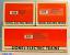 Lionel 6-18117, 6-18118, 6-18121, 6-18122 Santa Fe F-3 Diesel ABBA Set with RailSounds II