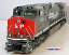 MTH Premier 20-21146-1 Southern Pacific Dash-9 Diesel Engine with ProtoSound 3.0