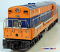 MTH 30-2804-1 Jersey Central Fairbanks Morse Trainmaster Diesel Engine with Proto-Sound 2.0