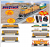 Lionel 6-31989 Union Pacific Overland Freight Express Complete Ready-To-Run TMCC Train Set, Std. O Scale, Free Shipping
