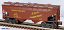 K-Line K621-2112 Union Pacific 2-Bay Covered Hopper