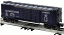 Lionel 6-39228 #6468 Baltimore & Ohio Double Door Boxcar - Blue