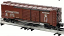 Lionel 6-39229 #6468 Baltimore & Ohio Double Door Boxcar - Tuscan