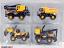 Maisto International Lot of Four Tonka Construction Vehicles